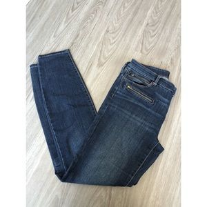 Reitmans R Jeans with Zipper Pockets!